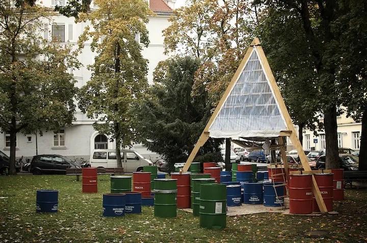 Shabby Shabby Appartments, Münchner Kammerspiele   Foto: ISARBLOG