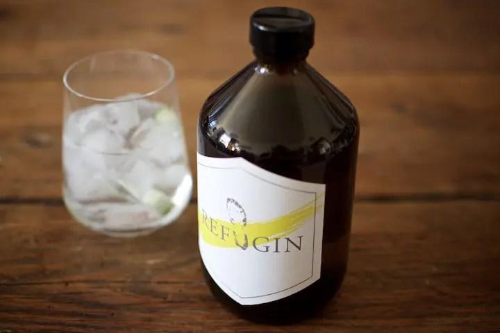 Refugin Flasche - Foto: ISARBLOG