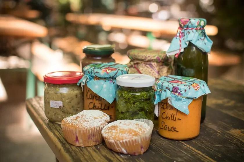 Foodswap München   Foto: ISARBLOG München