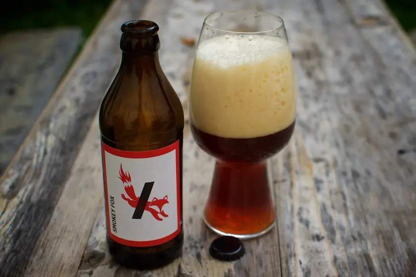 Extra für die Lange Nacht der Brauereien am Samstag gebraut: Smokey Fox | Foto: ISARBLOG