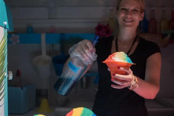 Icecream Festival Praterinsel München