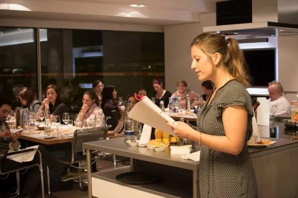 Filiz Penzkofer bei The Supperclub - Essen und Kochen mit den Autoren von GU