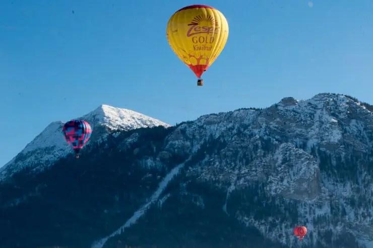 Ballonwochen in Inzell | Foto: Monika Schreiner