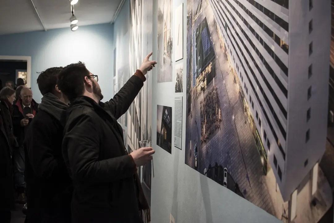 Knerer und Lang Architekten Austellung Architektur Galerie München Türkenstraße 30 / ISARBLOG 2017
