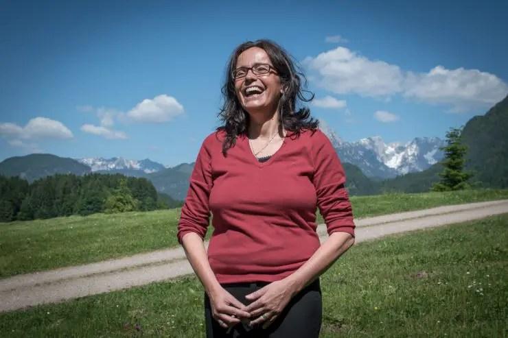 Prof. Dr. Petra Jansen, Glücktage Kufstein - ISARBLOG