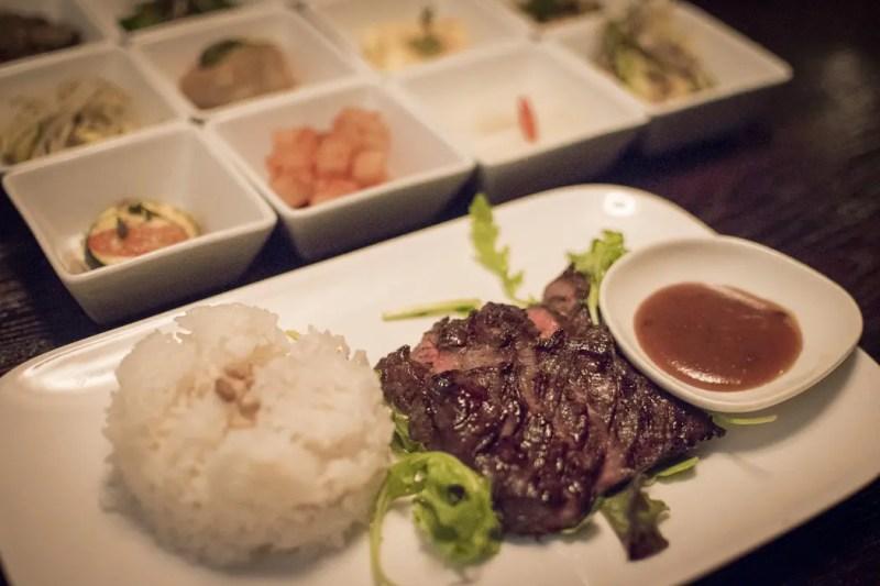 Korean BBQ Feast im Restaurant Mun München Haidhausen