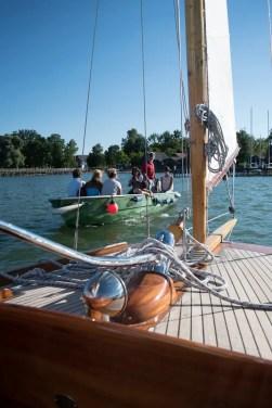 Übersetzen zum Schiff   Foto: Monika Schreiner