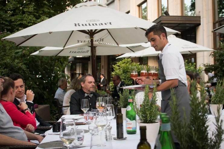BBQ Chefs Table Sophias Restaurant Charles Hotel München - ISARBLOG