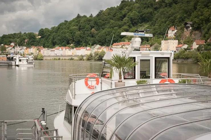 Donau Schifffahrt Passau - #WirEntdeckenBayern - ISARBLOG