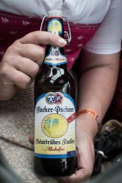 Alkoholfreies Radler   Foto: Monika Schreiner