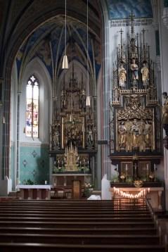In der Kirche von Übersee | Foto: Monika Schreiner