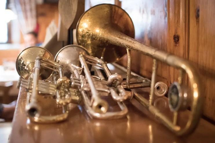 Konzertpause im Wirtshaus   Foto: Monika Schreiner