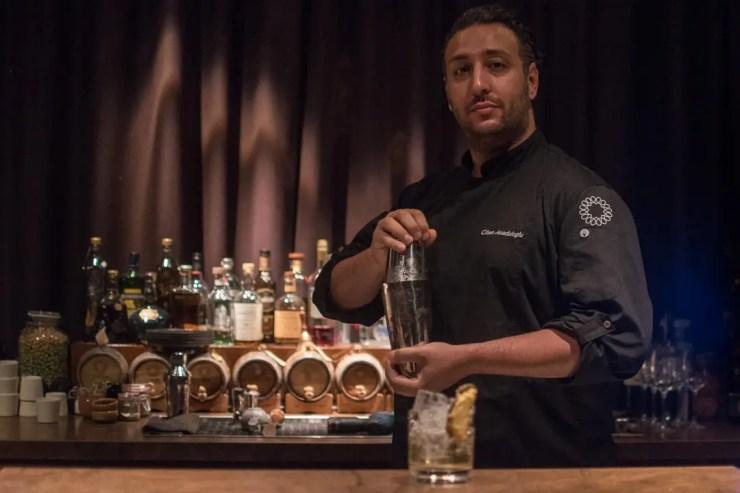 Cihan Anadoluglu Bartender Hearthouse Munich - ISARBLOG
