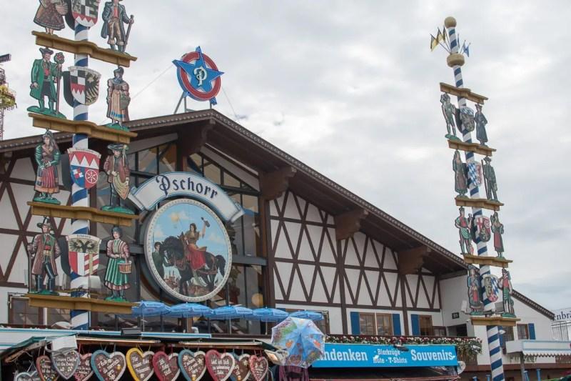 Bräurosl Festzelt Oktoberfest - ISARBLOG