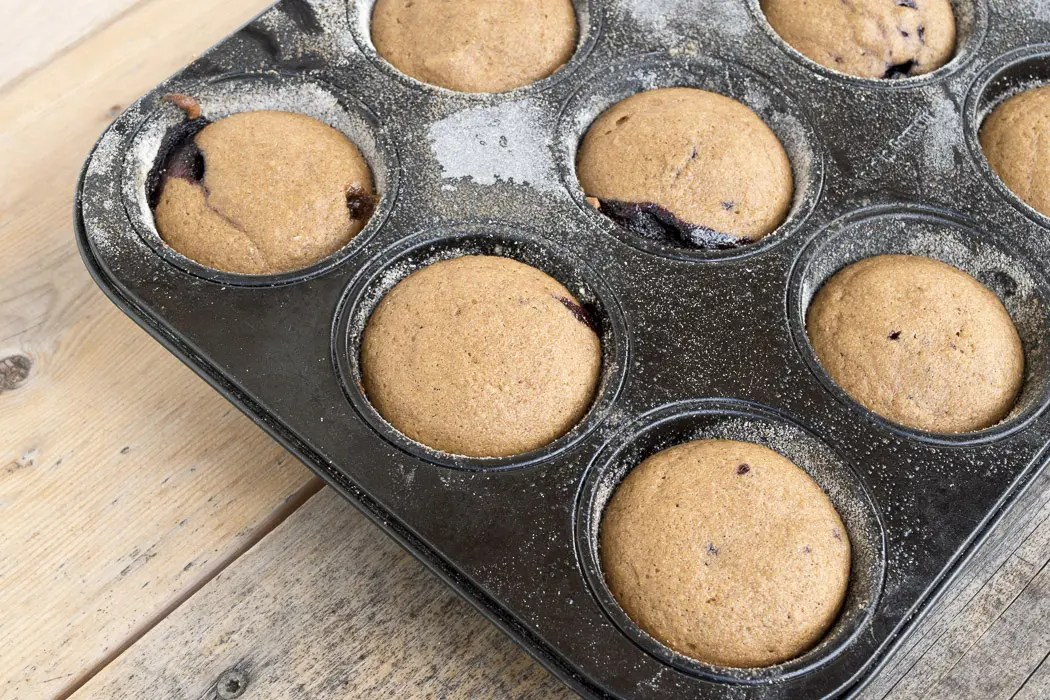Vegane Muffins - ISARBLOG