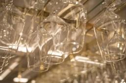 Gläser im Dallmayr Bar & Grill - ISARBLOG