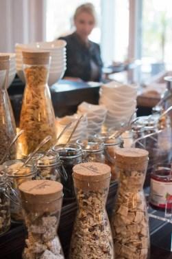 Große Frühstücksauswahl | Foto: Monika Schreiner