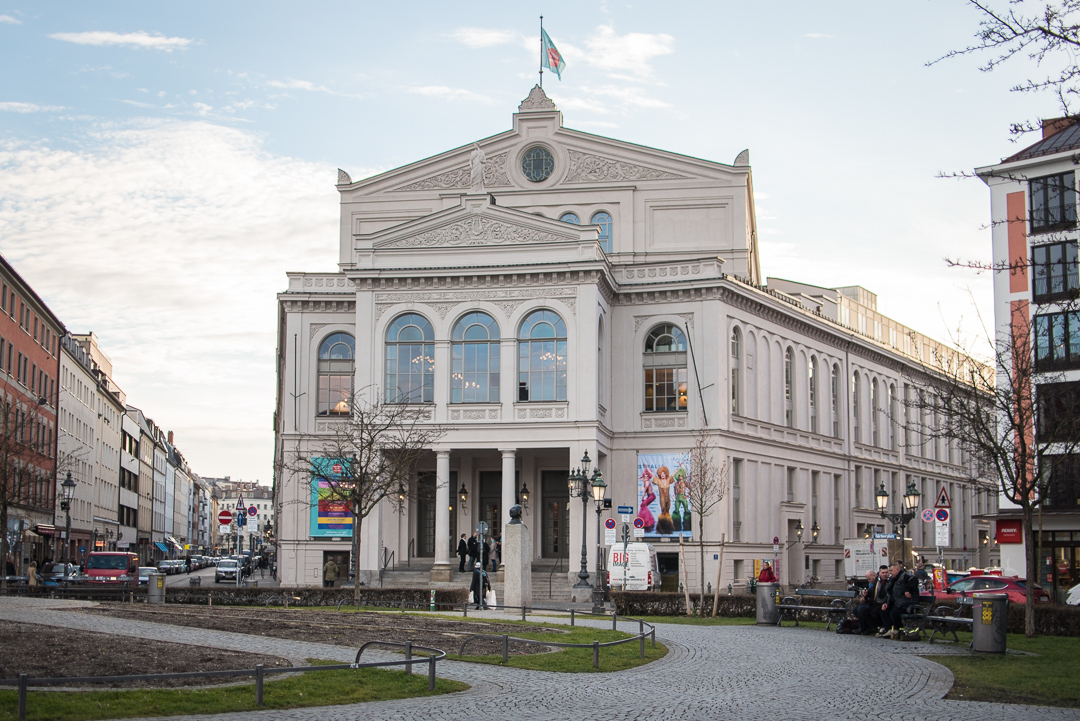 Gärtnerplatztheater München 2018 Neueröffnung - ISARBLOG