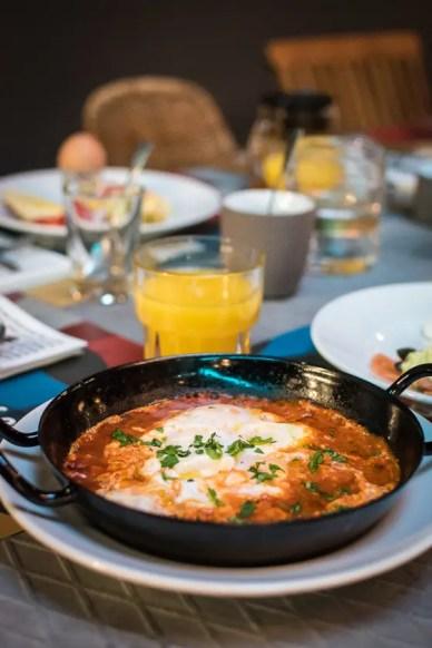 Shakshuka zum Frühstück | Monika Schreiner