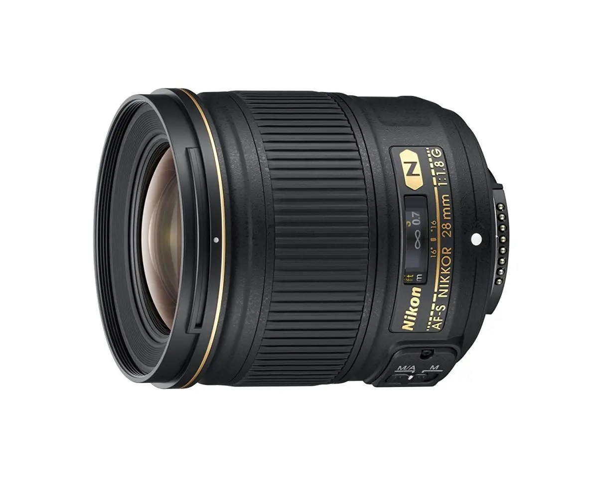 Nikon Objekitv AF Nikkor 28mm 1.8