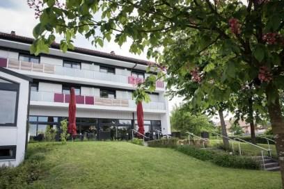 Aussenansicht Hotel Falter Drachselsried - ISARBLOG