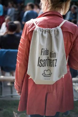 A Sackerl gibts a | Foto: ISARBLOG