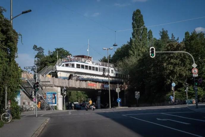 Alte Utting MS Utting München - ISARBLOG