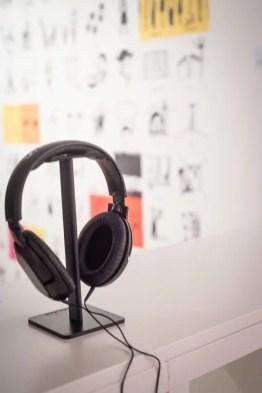 """Die Ausstellung """"Im Auge des Betrachters"""" ist multimedial   Foto: Monika Schreiner"""