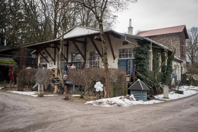 Offene Ateliers In Der Wiedefabrik 14 17 02 19 Isarblog