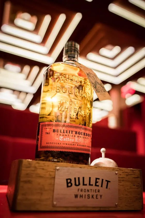 Bulleit Bourbon Whiskey World Class Roadshow 2019 - ISARBLOG