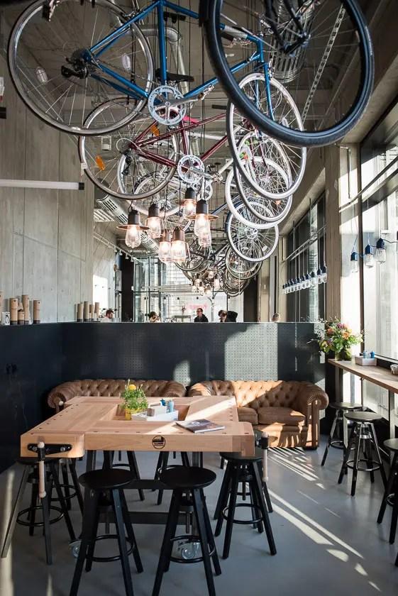 Bicicletta Cafebar Andaz München Schwabinger Tor _ ISARBLOG
