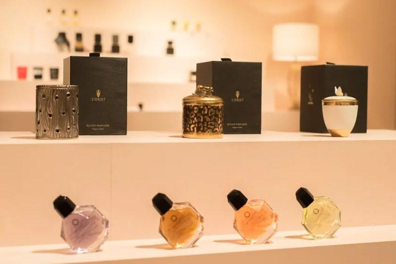 Flakons bei Parfums Unique | Foto: Monika Schreiner