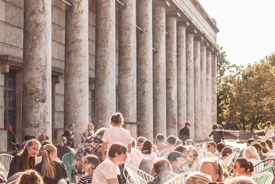 Sommerkino Haus der Kunst