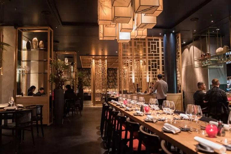 Anoki München Restaurant im Palais an der Oper