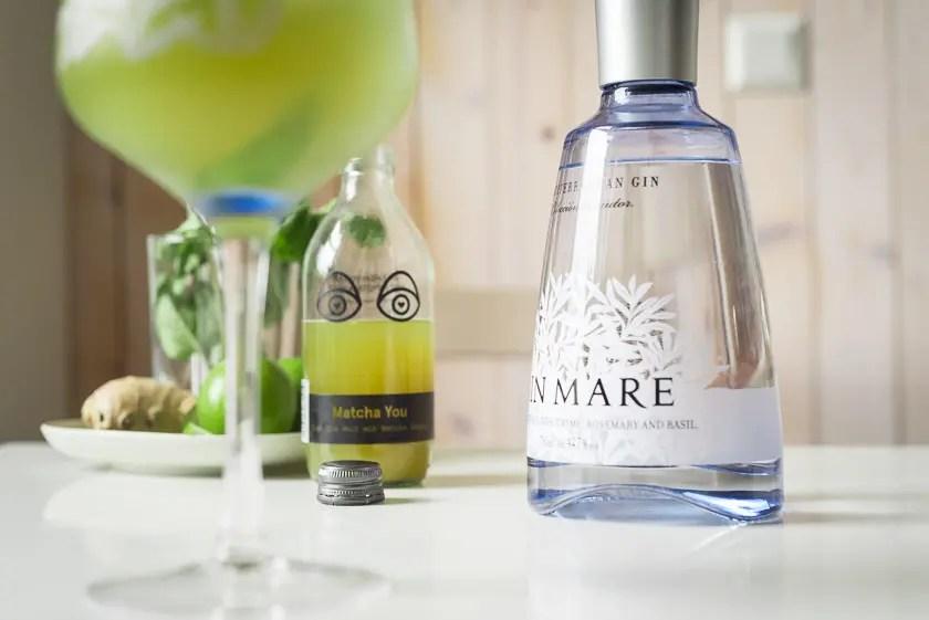 Matcha Mule Gin Mare DSC 3281