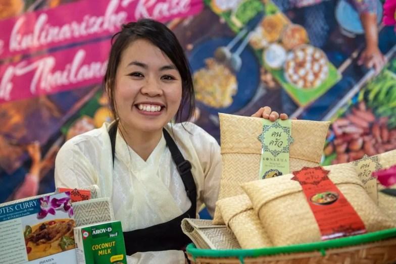Kulinarisches aus der ganzen Welt bietet die FOOD & LIFE 2019