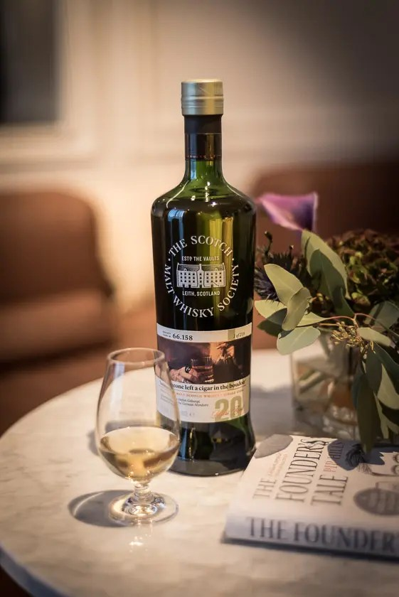 Scotch Malt Whisky Society DSC 2586