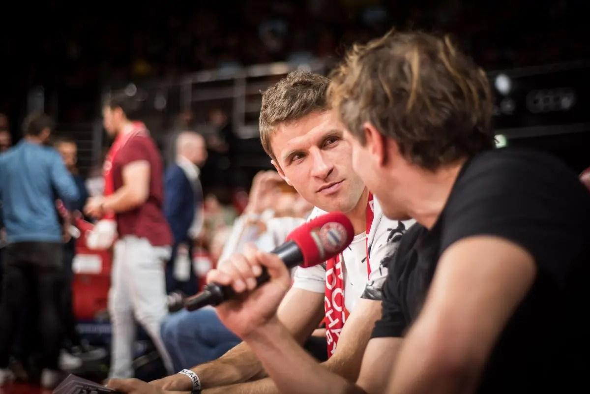 FC Bayern vs. Zalgiris Kaunas / 27.12.2019 / AudiDome München #musicmeetsbasketball