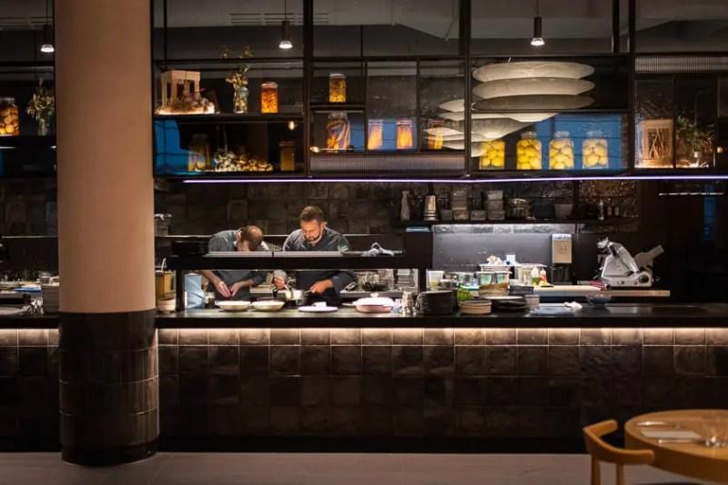 MONA Restaurant Hilton Munich Haidhausen Gasteig   ISARBLOG