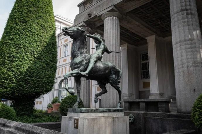 Villa Stuck München | Villa Stuck Museum
