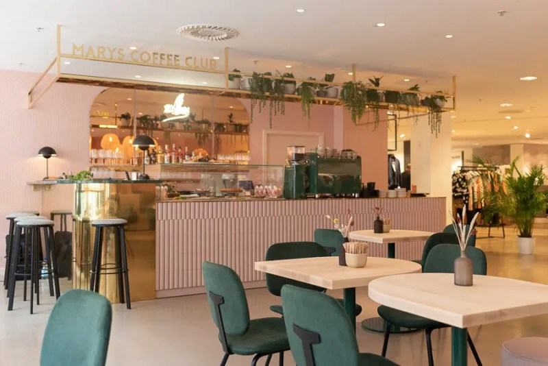 Mary's Coffee Club im KONEN — ISARBLOG