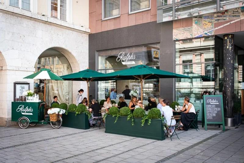 Ralph's Coffee im Lodenfrey | Foto: ISARBLOG