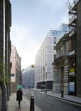 Apex London Wall Hotel ISA