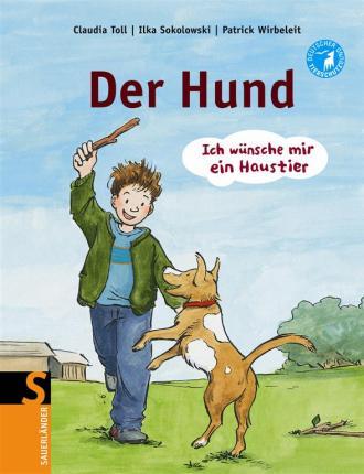 """Cover """"Ich wünsche mir ein Haustier: Der Hund"""""""