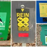 Alles im grünen Bereich: Hundekot nachhaltig entsorgt?