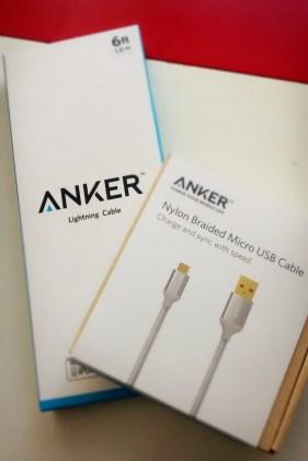 Neue Ladekabel von Anker
