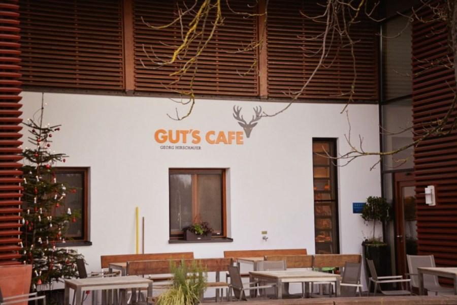Gut's Café auf Gut Kerschlach