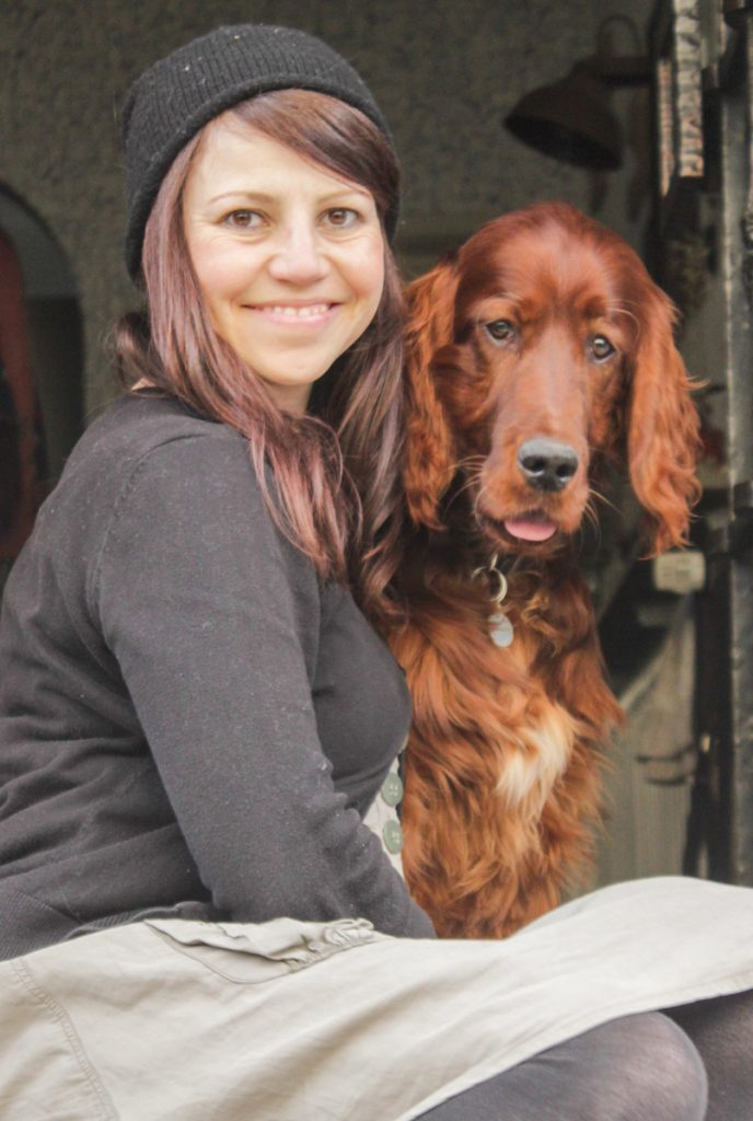 Danni und Watson vom Hundebloghaus. Foto: Katharina Pasternak / Leelah Loves