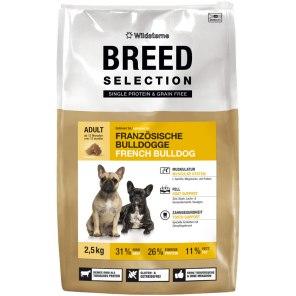 Breed Selection für Französische Bulldoggen. Foto: Wildsterne