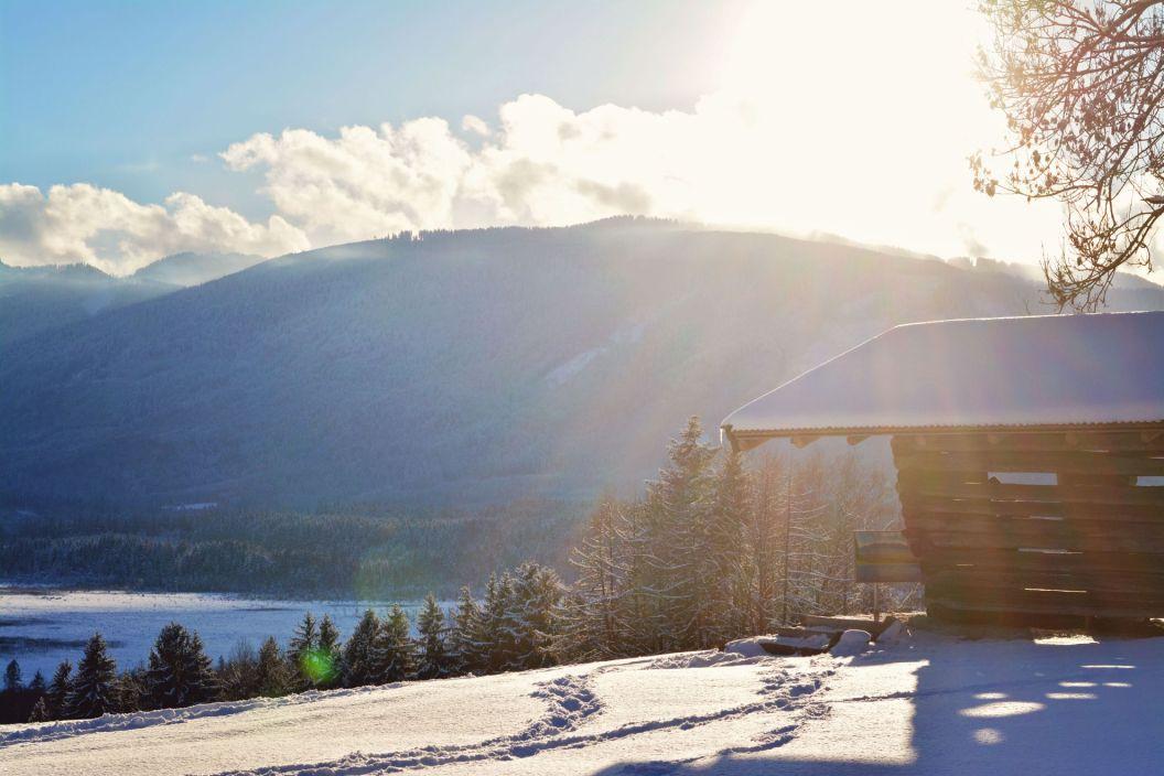 Bei aller Vorbereitung und Ausrüstung sollte man natürlich nicht vergessen: die wunderschönen Winterlandschaften zu genießen